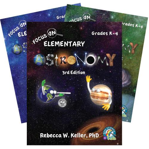Focus On Elementary Astronomy Set