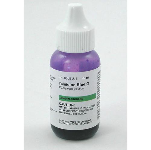 Toluidine Blue, 1%, 15 ml