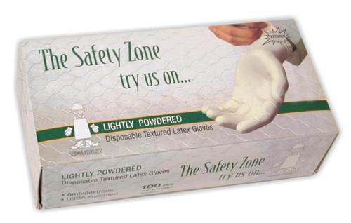 Gloves, Latex, Size Medium, 50 Pairs