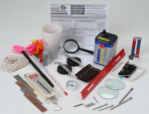 Lab Kit for Christian Light Science Grade  4