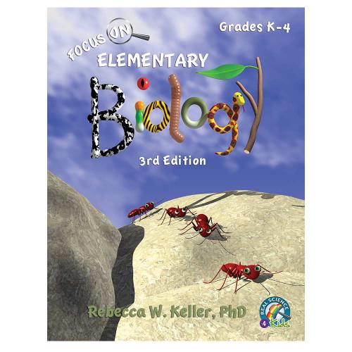 Focus On Elementary Biology Student Textbook