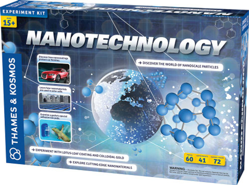 Thames & Kosmos Nanotechnology Experiment Kit
