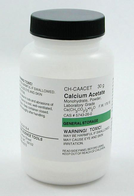 Calcium Acetate, 30 g