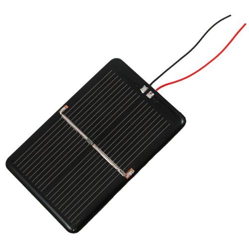 Solar Cell, 1 volt, 500 ma