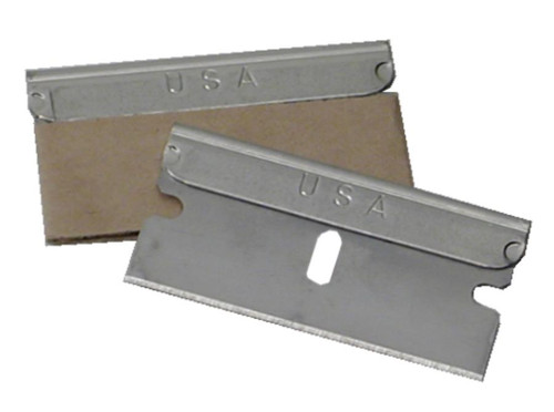 Razor Blade, single edge, 1 pack