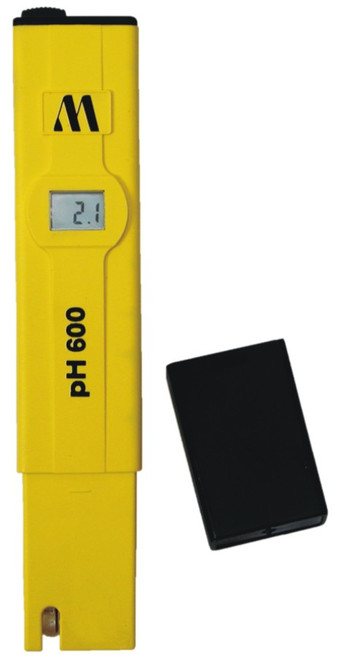 pH Meter, Digital, 0-14 pH range