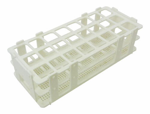 Test Tube Rack, 25 mm, 24 holes