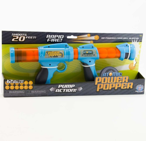 Foam Ball Blaster