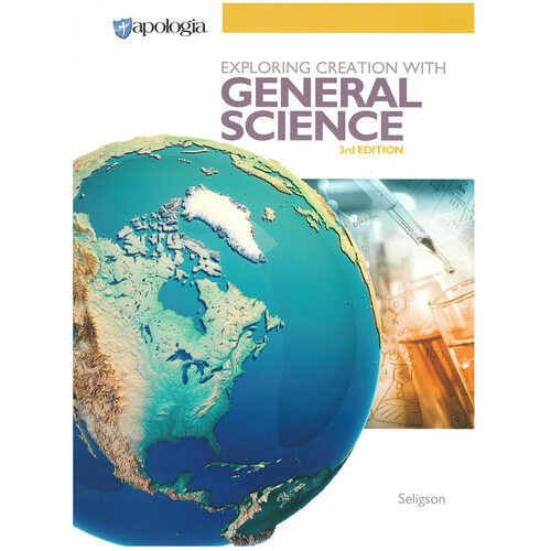 Apologia General Science Textbook