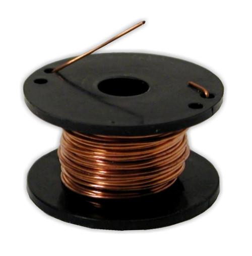 Copper Wire, bare, #24, 25'