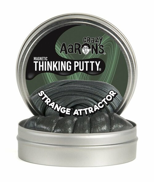 Strange Attractor Thinking Putty