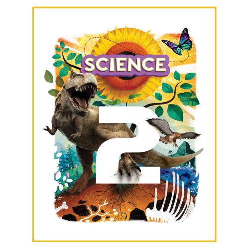BJU Press Science 2 Textbook