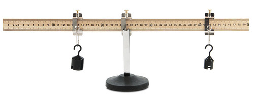 Demonstration Balance with Weights
