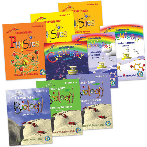 Focus On Elementary Science Set