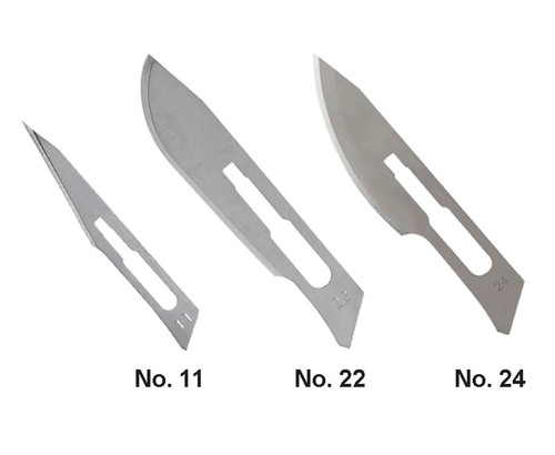 Scalpel Blades, #22, 10 pack