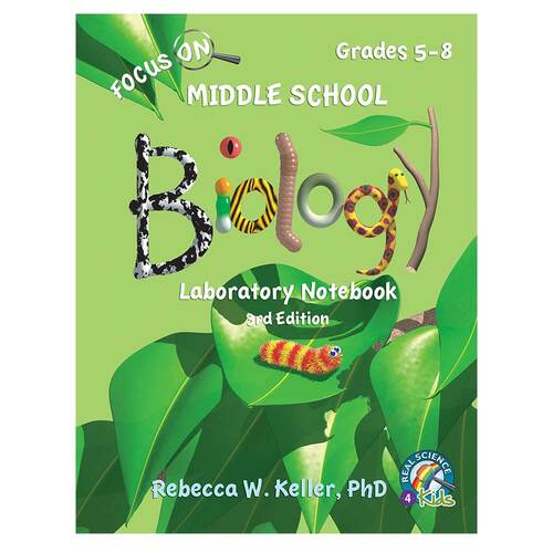 Focus On Middle School Biology Lab Workbook