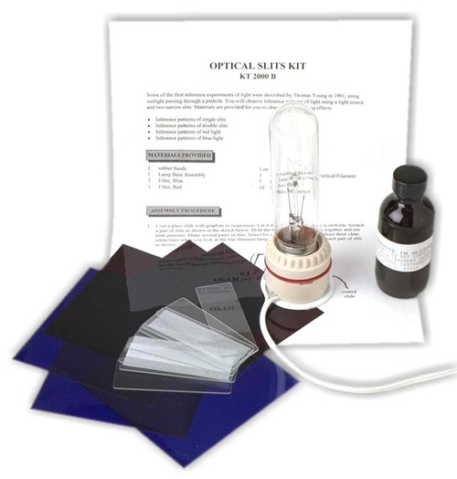 Optical Slit Kit