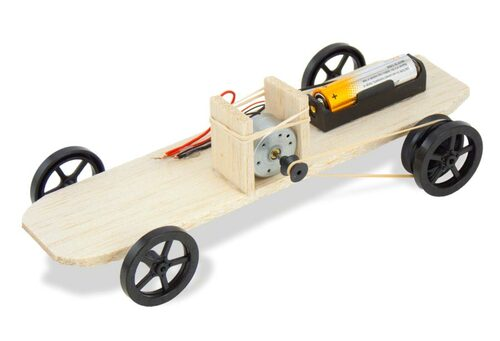 Solar Race Car Experiment Kit