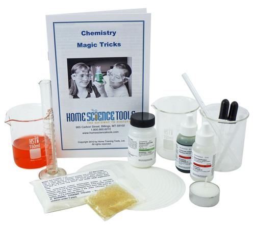 Chemistry Magic Tricks Kit