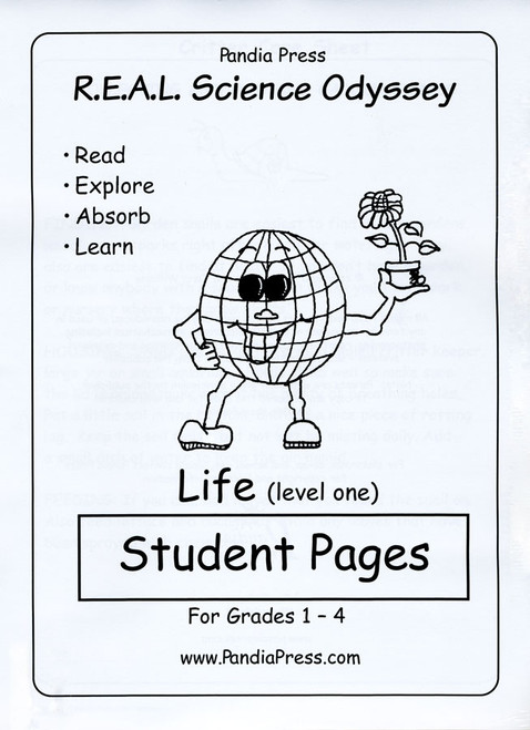 R.E.A.L. Science Odyssey Life 1 Extra Student Pages