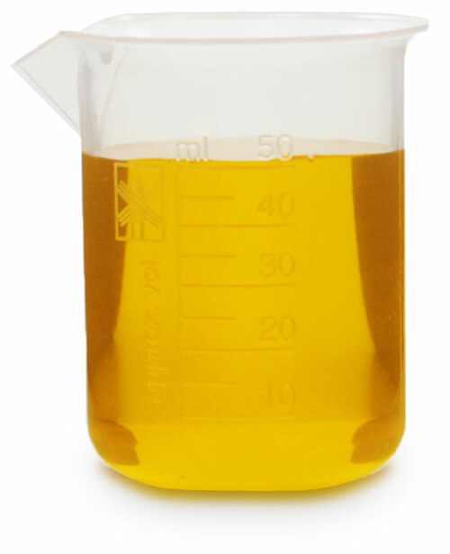 Beaker, polypropylene, 50 ml