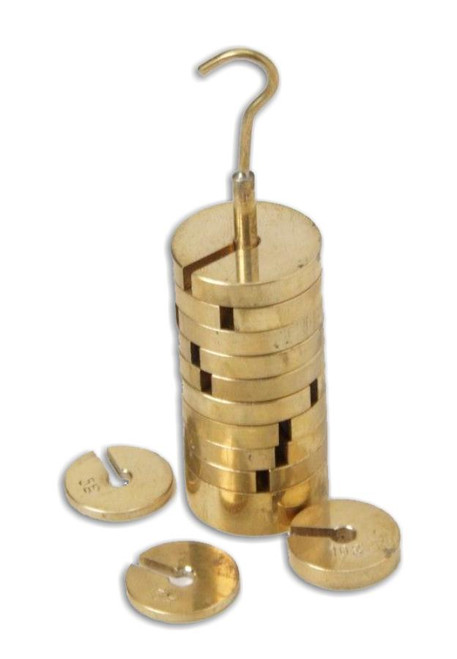 Weight Set, Slotted, 250 g