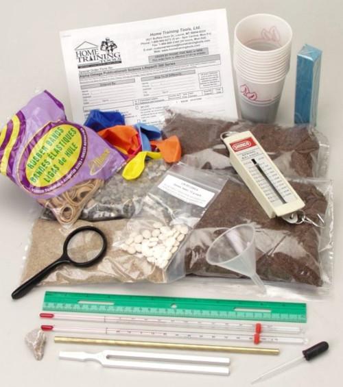 Lab Kit for Christian Light Science Grade  3