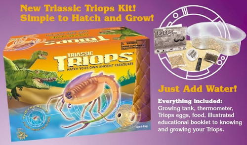 Triops Hatchery Kit