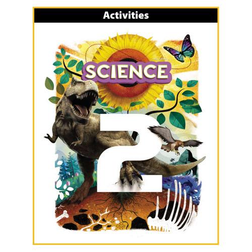 BJU Press Science 2 Activity Manual
