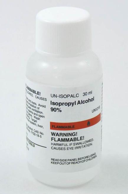 Isopropyl Alcohol, 90%, 30 ml