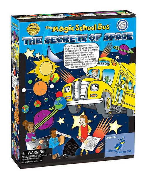 The Magic School Bus The Secrets of Space