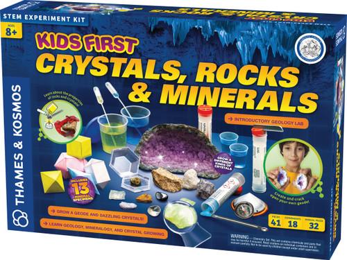 Thames & Kosmos Crystals, Rocks & Minerals