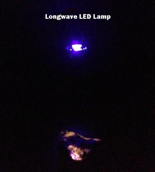 Shortwave and Longwave Ultraviolet Lamp