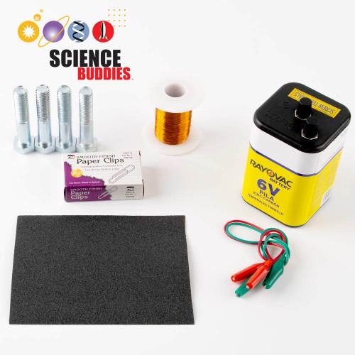 Strength of an Electromagnet Kit
