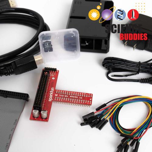 Raspberry Pi Projects Kit
