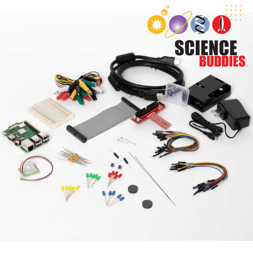 Raspberry Pi Projects Kit