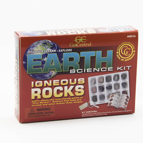 Earth Science Kit: Igneous Rock Collection
