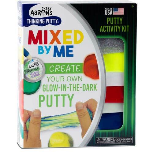 Mixed by Me Thinking Putty
