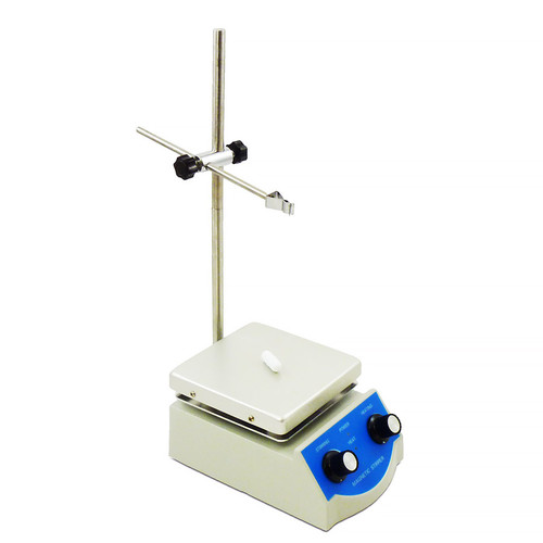Deluxe Lab Hot Plate with Magnetic Stirrer