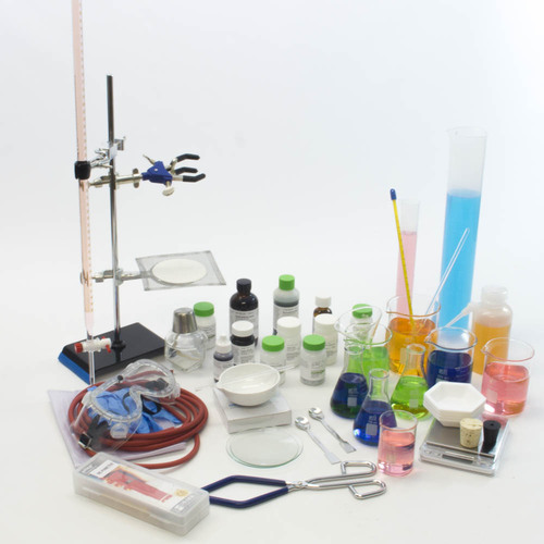 Novare General Chemistry kit contents