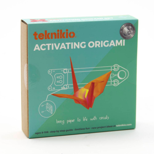 Teknikio Activating Origami