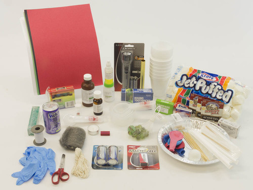 Lab Kit for Berean Builder Science In the Industrial Age