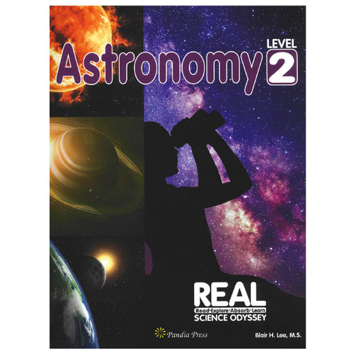 R.E.A.L. Science Odyssey Astronomy 2 Textbook