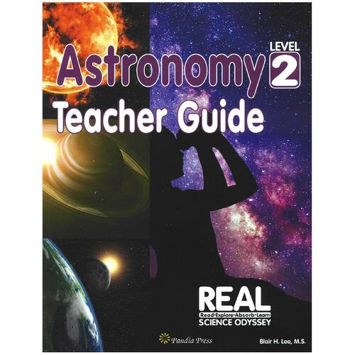 R.E.A.L. Science Odyssey Astronomy 2 Teacher Guide