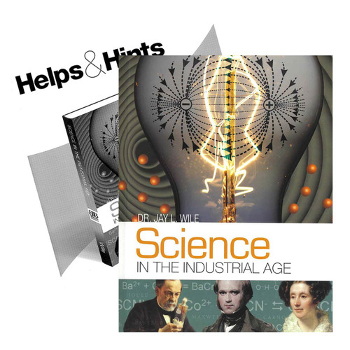 Berean Builder Science in the Industrial Age Textbook & Key