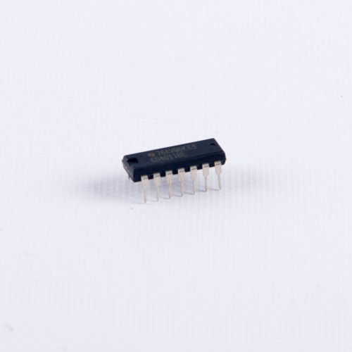4011 NAND Gate Integrated Circuit