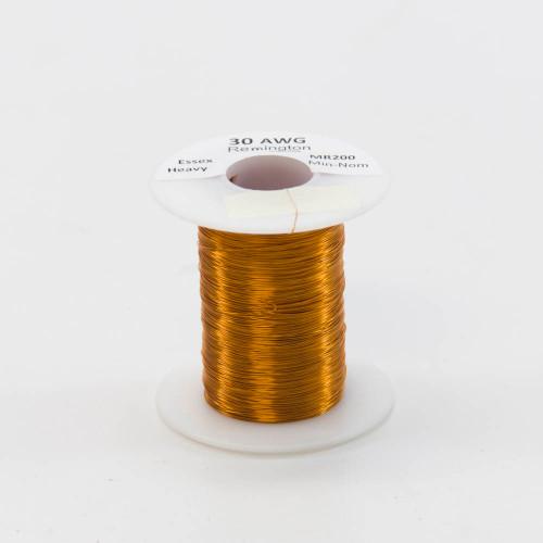 Copper Wire, insulated, #30, 783'