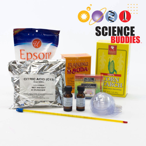 Bath Bomb Science Kit
