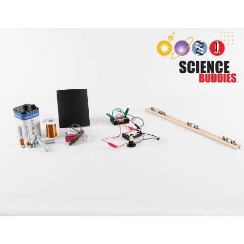 Exploring Electricity, Magnetism & Electromagnetism