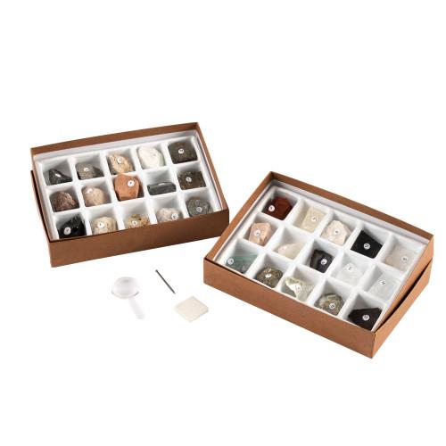 Rocks & Minerals Sample Set